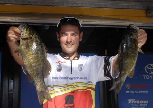 Alberto Rodriguez Oliver, primer clasificado del Spain BASS Nation